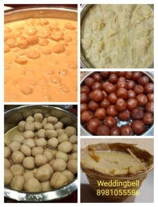 sweet dishes ,dinner menu idea for bengali wedding and reception