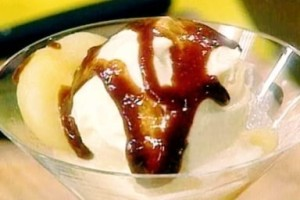 ice cream with hot chocolate,number one caterer in soth kolkata