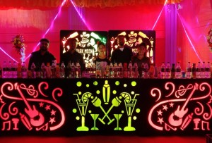 mocktail counter,top rated caterer in south kolkata