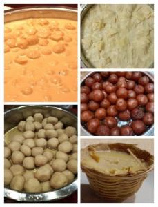 menu idea for bengali reception
