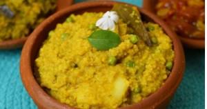 khichuri ,best pujor bhoger caterer in kolkata