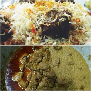 Mutton Biriyani and chicken Chaap , Best Bengali Caterer in Kolkata,Weddingbell Caterer