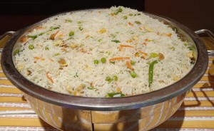 FRIED RICE,BEST SMALL GET TOGETHER CATERER IN KOLKATA