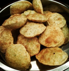 Peas Kochuri caterer in Rajarhat Newtown Saltlake Kolkata