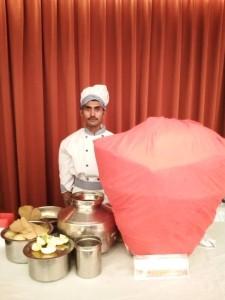phuchka stall caterer rajarhat salt lake kolkata1
