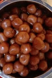 gulab jamun ,catering service for griha prabesh
