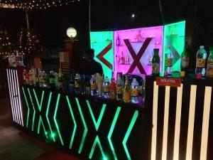 Mocktail counter ,caterer at Golf Green, Kolkata