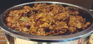 Chilli chicken , new barrackpore caterers