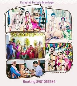 temple marriage in kolkata